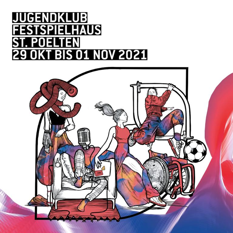Sei dabei, wenn das Kreativ-Festival jeden Herbst in der ganzen Stadt St. Pölten seine Energien versprüht.