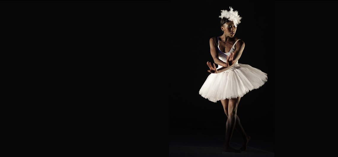 Wenn im Festspielhaus St. Pölten am Ende des Abends ein Tänzer nach dem anderen leblos zu Boden sinkt, und über Tote hinweg ein Mann und eine Frau aufeinander zugehen und sich zärtlich umarmen, spürt man die Kraft der Liebe, die die gesamte Choreographie Swan Lake der Tänzerin Dada Masilo aus Südafrika durchzieht.  © John Hogg