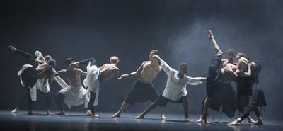 Wie kann man seine Autobiographie und wie sein entschlüsseltes Genom tanzen?  © Andrej Uspenski