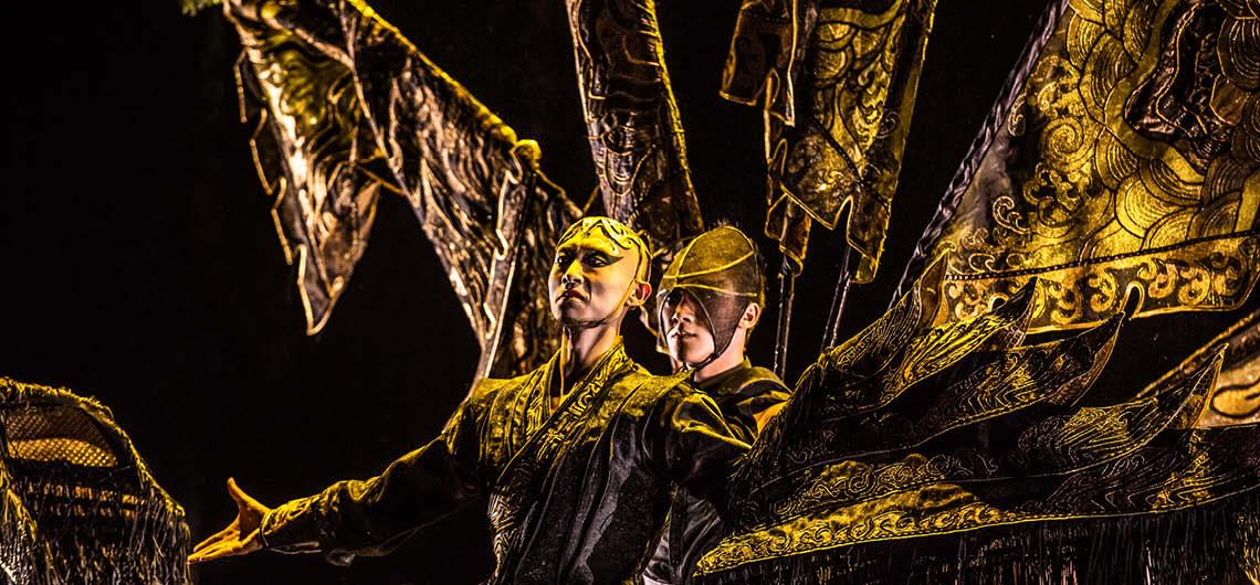 Chinesisches Tanztheater zwischen Tradition und Moderne © LI Yi Jian