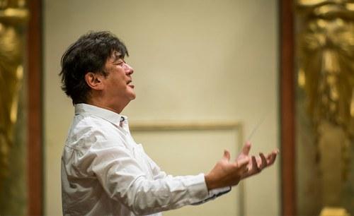 Yutaka Sado im Festspielhaus