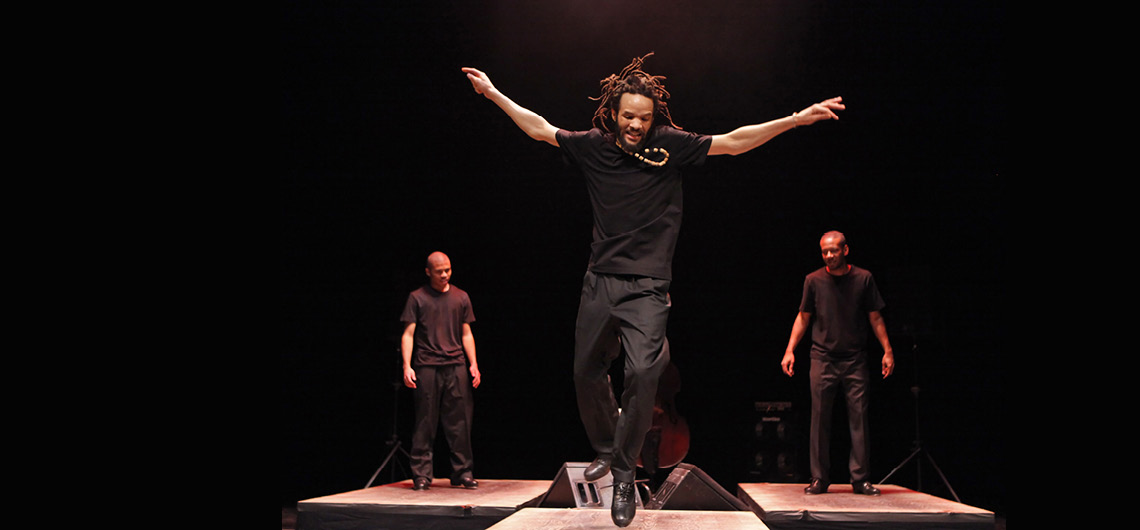 © Savion Glover Productions